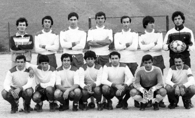 Città di Oristano Calcio · 1983