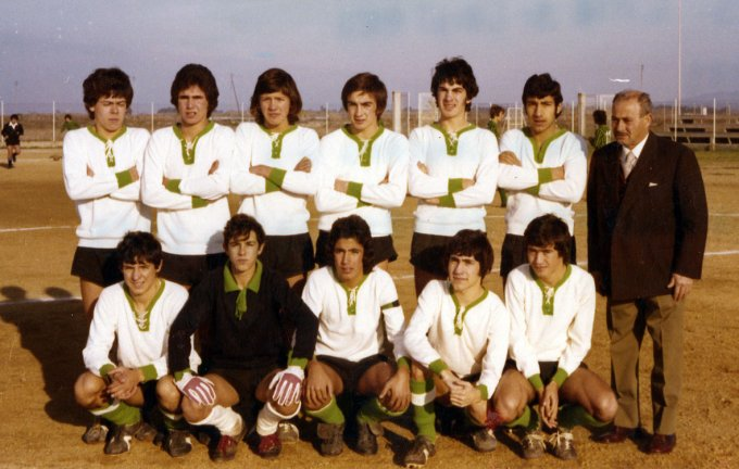 Città di Oristano Allievi · 1971