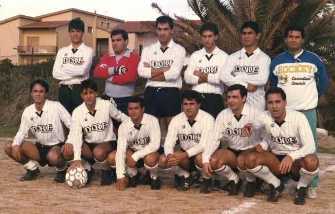 Città di Oristano Calcio - anni 80