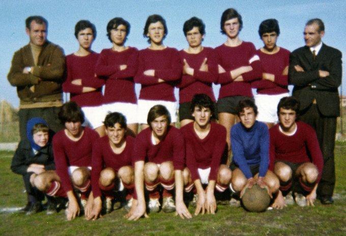Città di Oristano Juniores · 1971