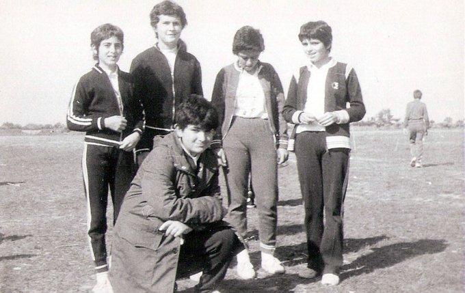 Corsa campestre - 1975