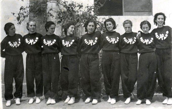 G.S. De Castro di Oristano · 1939