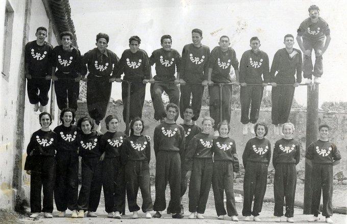 G.S. De Castro · Oristano 1939