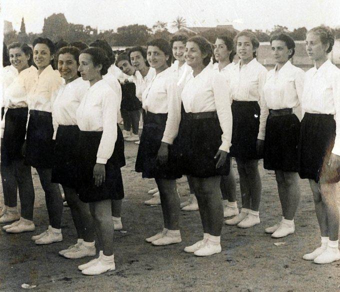 G.S. De Castro di Oristano · Cagliari 1936