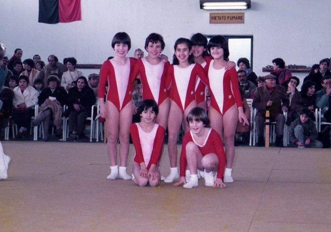 G.S. De Castro di Oristano · 1985
