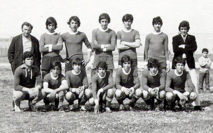 Don Bosco Allievi · Oristano anni settanta