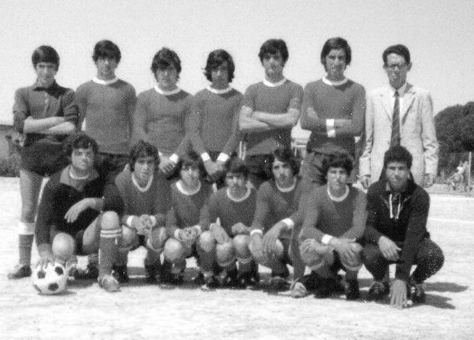 Don Bosco Allievi C.S.I. · Oristano anni 70