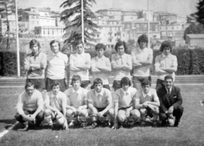 Don Bosco Oristano · Marino 1973