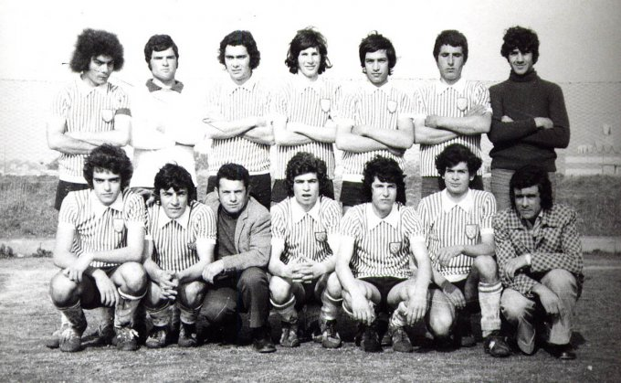 Don Bosco Calcio Oristano · Juniores anni 70
