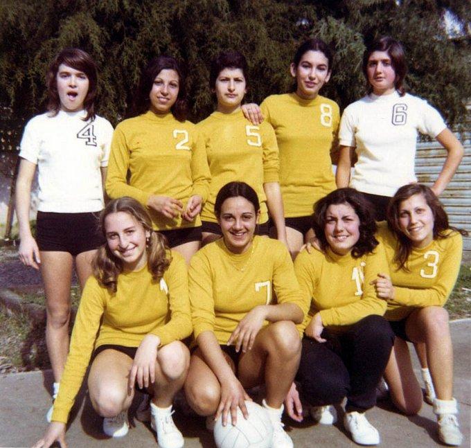 Don Bosco Pallavolo · Oristano 1972