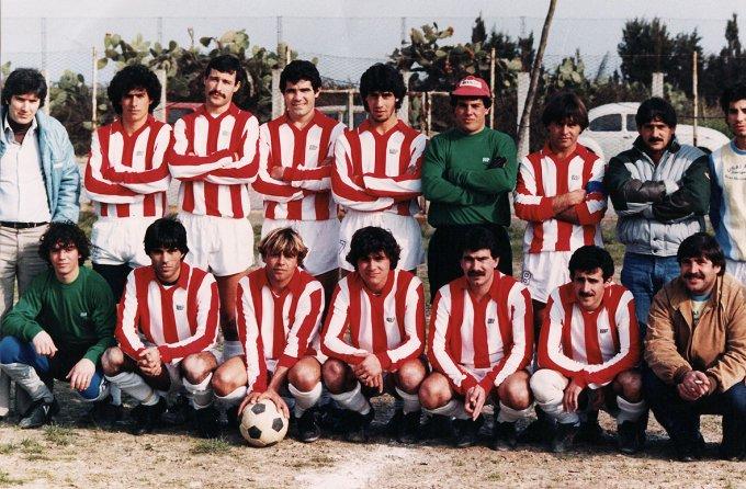 Donigala Calcio · 1984