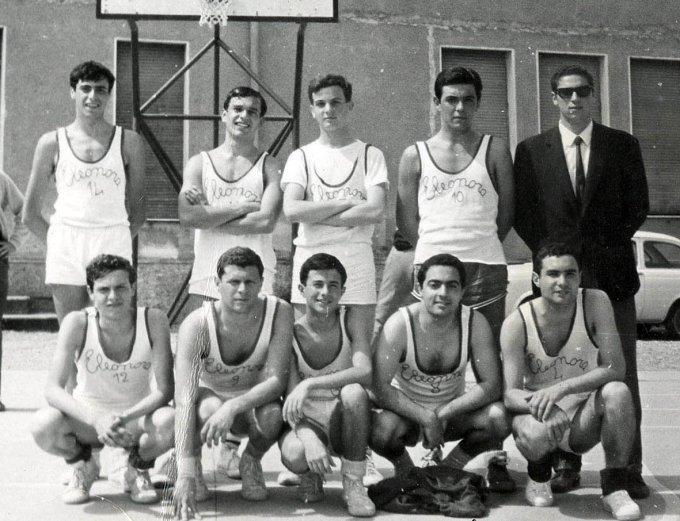 Eleonora Basket · Oristano 1966