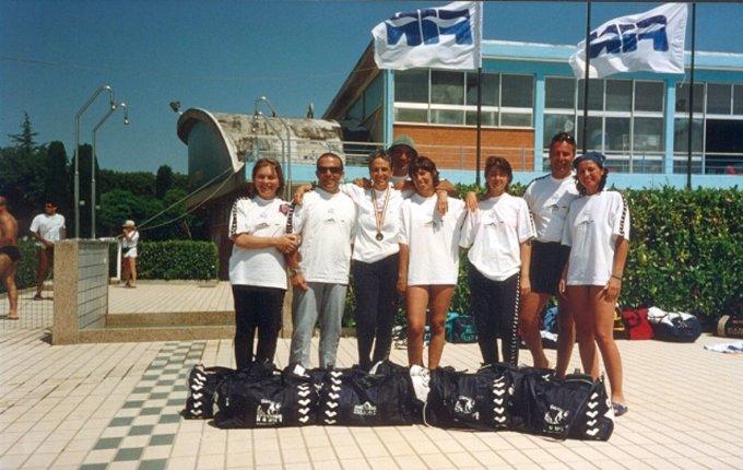 Eleonora Nuoto Master 2000