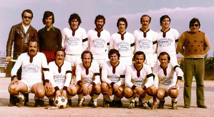 Emporio dell'Auto Calcio · Oristano anni sessanta