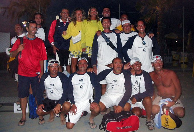 Eolo Beach Tennis 2004