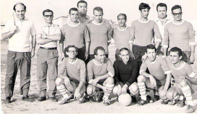 Etfas Calcio · Oristano anni settanta