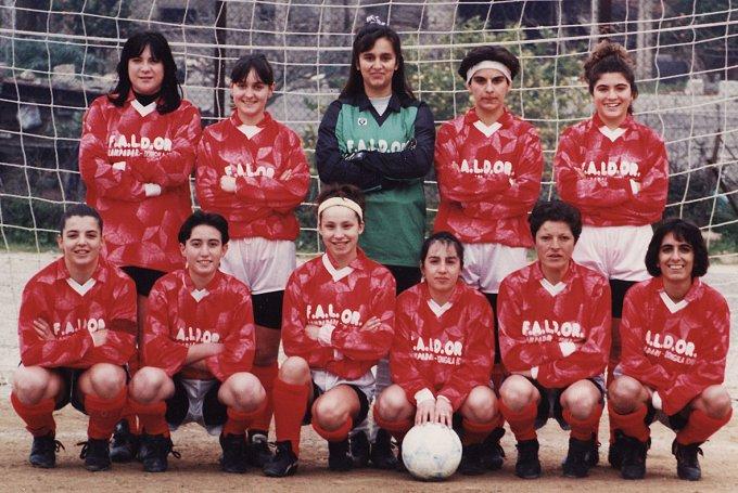 Faldor Calcio Femminile · Donigala 1988