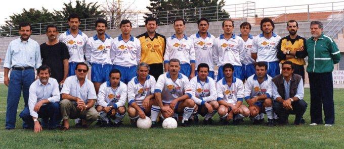 Findus Algida Calcio · Oristano 1982