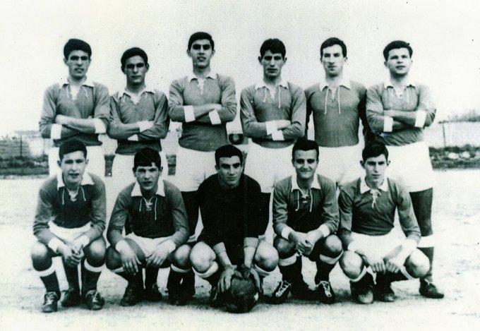Folgore Juniores · Oristano 1958