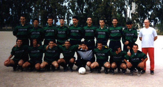 Folgore Calcio · Oristano 2002
