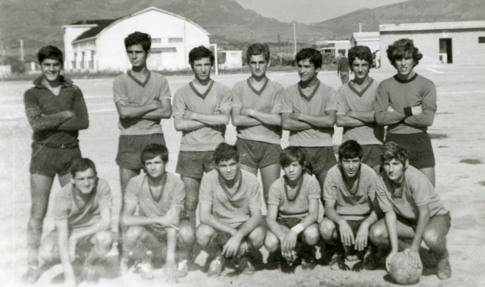 Folgore Oristano · Guspini 1969