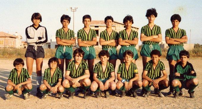 Folgore Calcio Giovanissimi · 1982