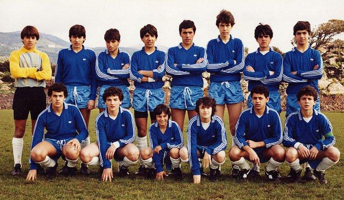 Folgore Calcio Allievi · Oristano 1984