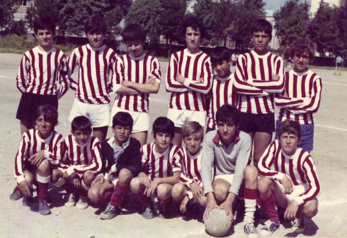 Folgore · Giovanissimi 1970