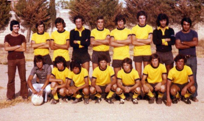 Folgore Juniores · Oristano 1973