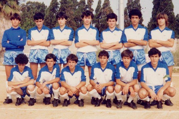 Folgore Allievi · Oristano 1982