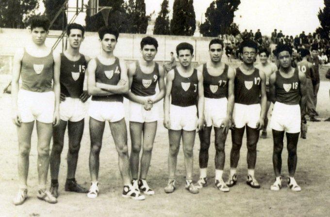 Folgore Pallacanestro · Oristano 1952