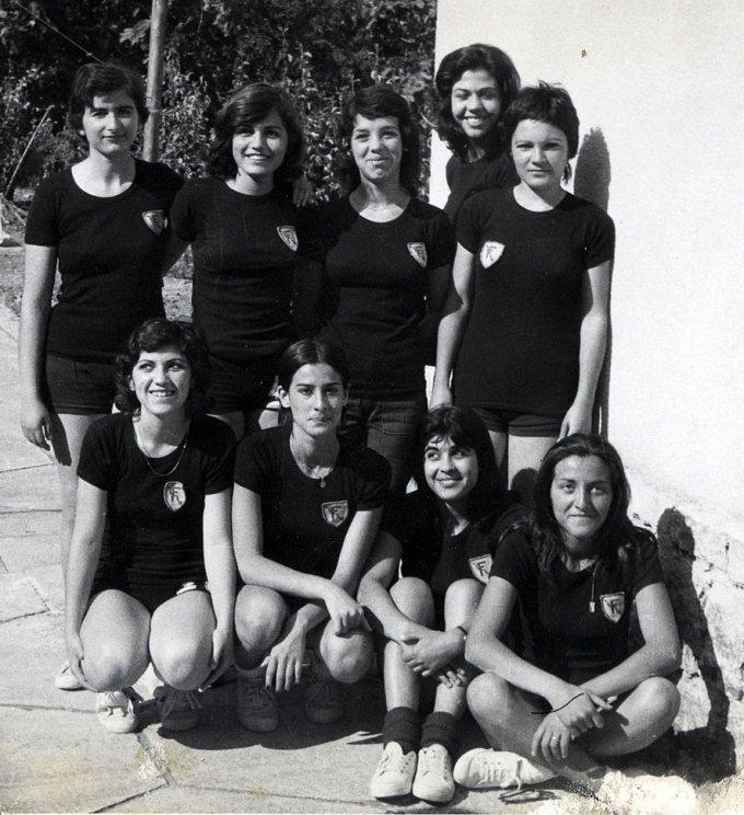Folgore Pallavolo Femminile 1971