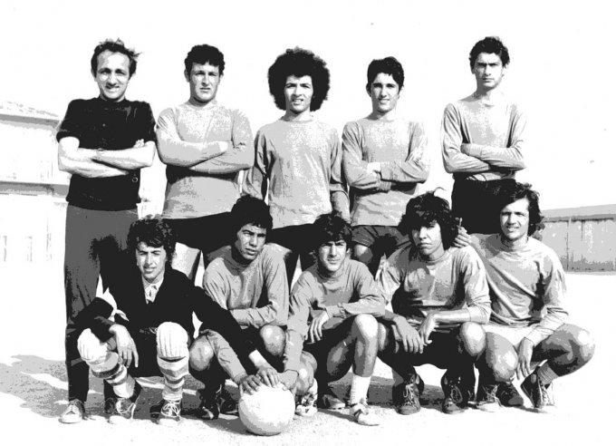 Frassinetti Calcio · Oristano 1974