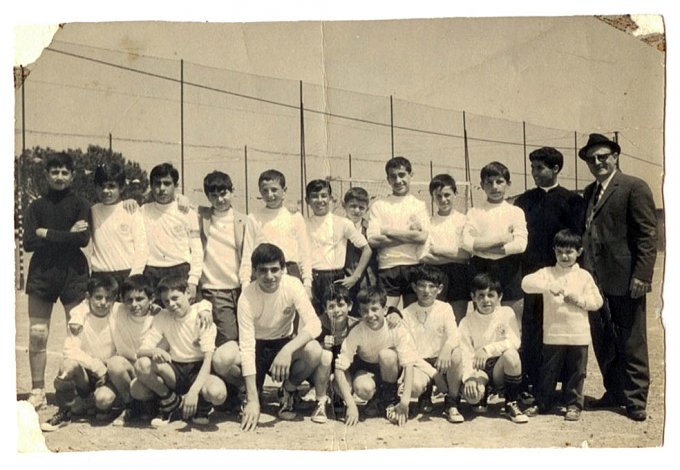 NACG · Santu Lussurgiu 1968