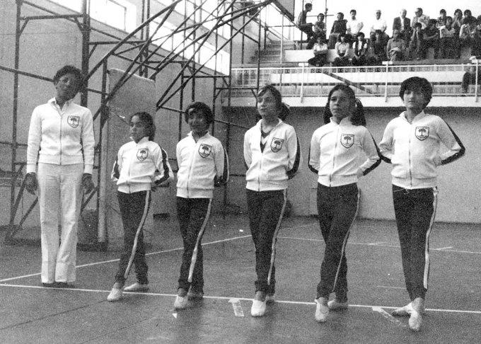 G.S. De Castro Oristano · Nuoro 1976