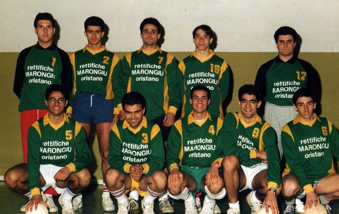 Handball Club Oristano 1987