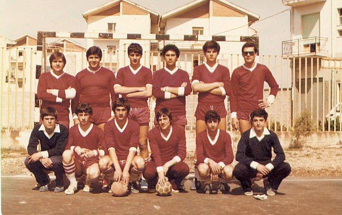 Handball Grazia Deledda - Oristano 1977