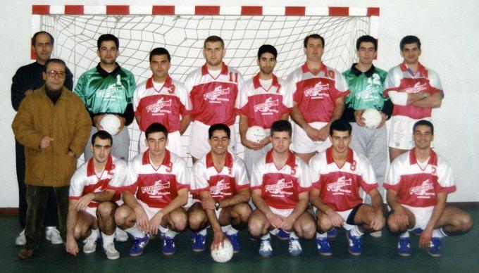 Handball Grazia Deledda - Oristano 1995