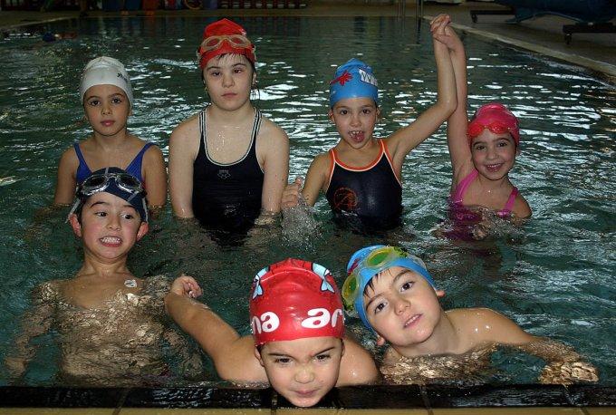 I nuotatori di Lina · Oristano 2007