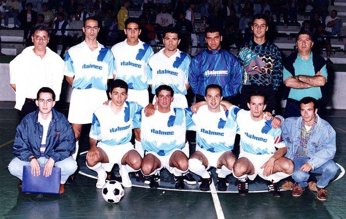 Italmec Calcetto · Oristano 1995