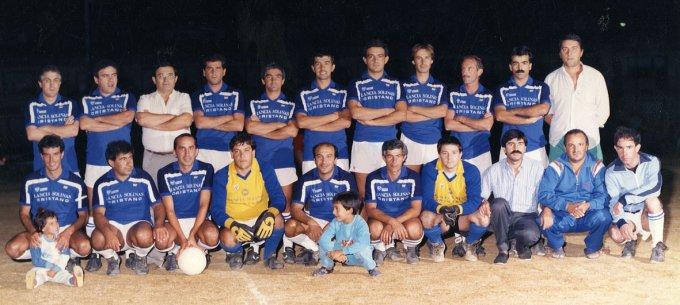 Lancia Solinas Calcio · Oristano 1985