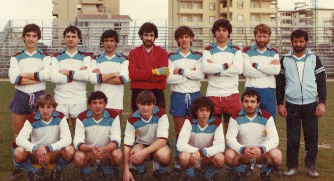 LAVOS Calcio Oristano 1984