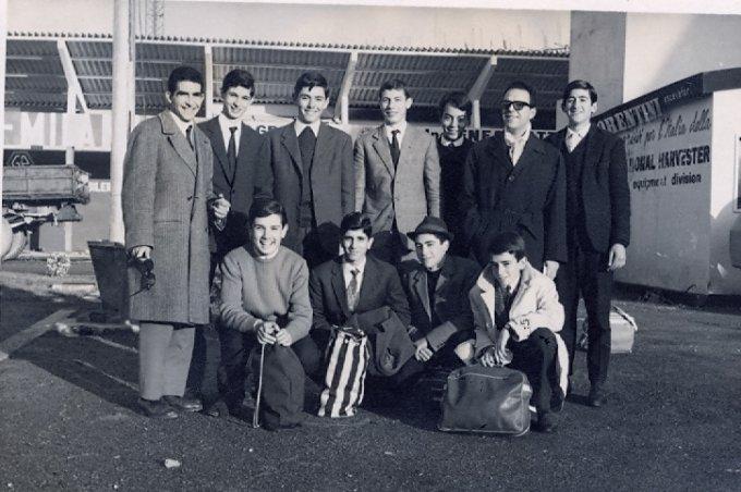 Libertas Oristanese Allievi · 1962