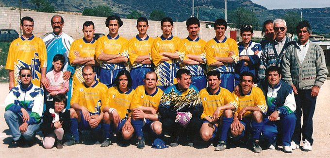 Maroso Gonnosnò Calcio · 1995