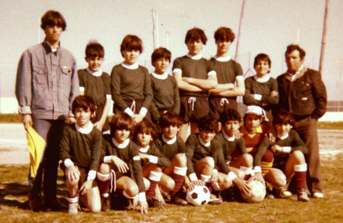 Marrubiu Calcio Esordienti · 1982