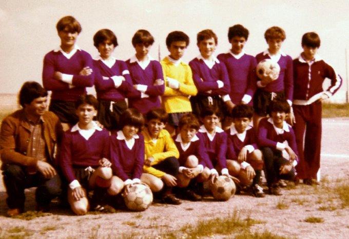 Marrubiu Calcio Giovanissimi · 1981