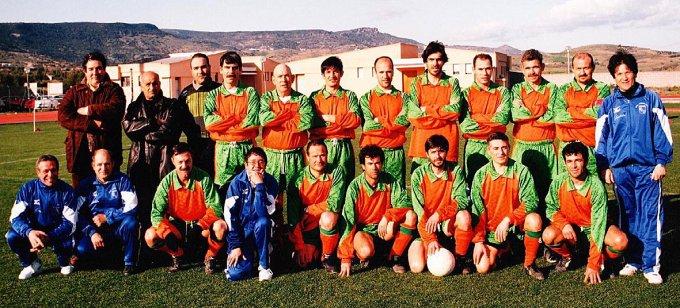Masullese Amatori · anni novanta