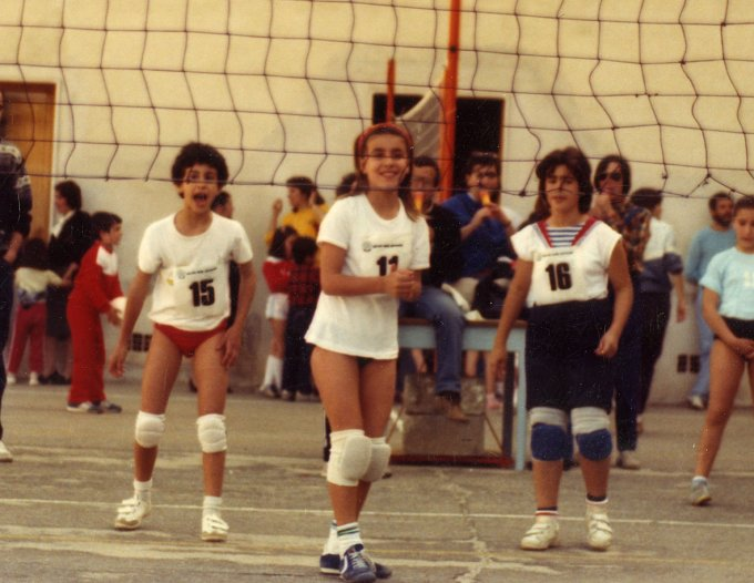 Mini Volley 1981