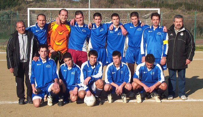 Mogorella Calcio · 2006