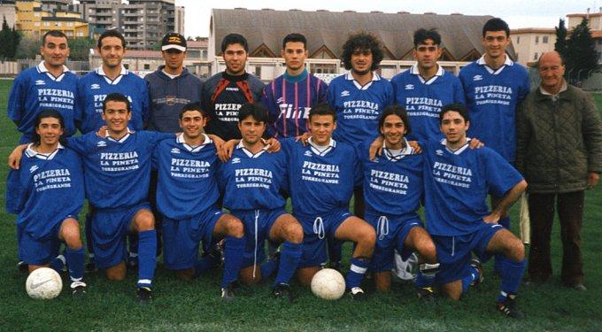 Oristanese Calcio · 1998